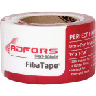 FibaTape Perfect Finish 1-7/8 In. X 75 Ft. Ultra Thin Joint Drywall Tape Image 1