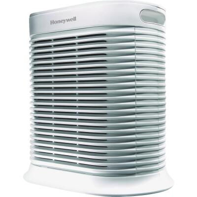 Honeywell True HEPA 310 Sq. Ft. White Tabletop Air Purifier