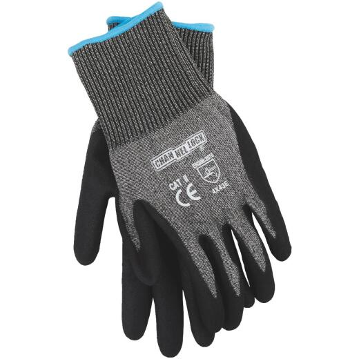 Channellock Men's Medium Nitrile Dipped Cut 5 Glove