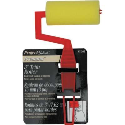 Shur-Line 3 In. x 5 In. Foam Roller Cover & Frame